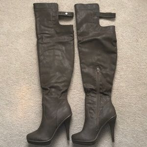 NIB..Over The Knee Boots
